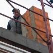 Tegole in cemento e gronde in Rame